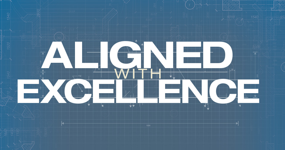 Dale Hedrick: Aligned With Excellence