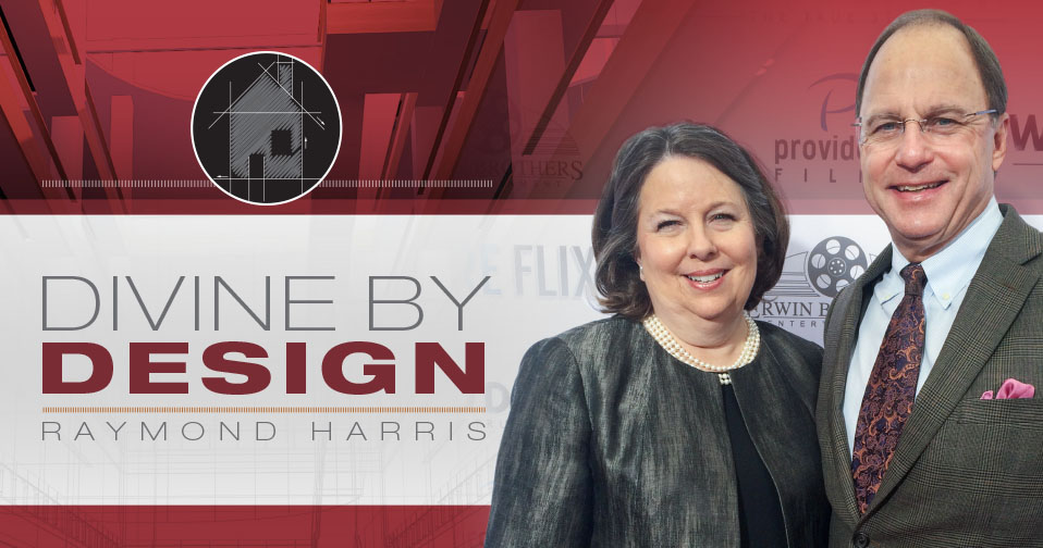 Raymond Harris: Divine By Design