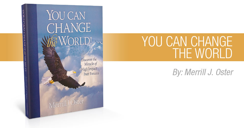 Quarterly Review: Change The World!