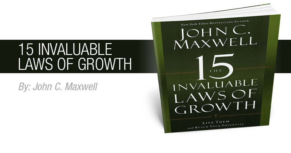 Quarterly Review: 15 Laws of Growth