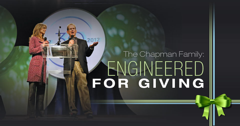 Engineered For Giving