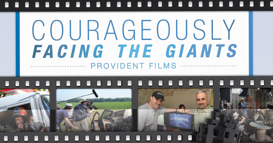 Courageously Facing The Giants