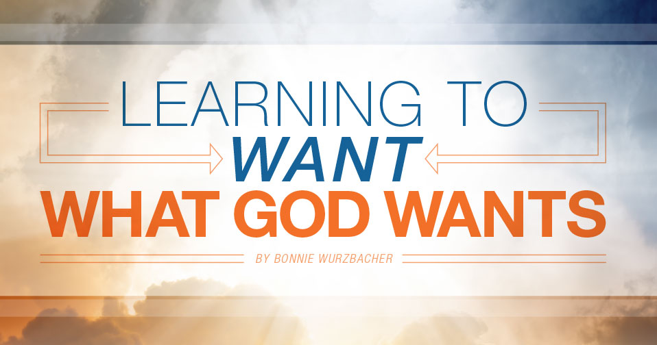 Learning To Want What God Wants