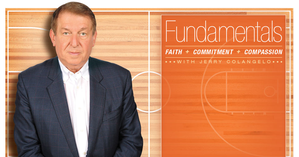 Fundamentals with Jerry Colangelo